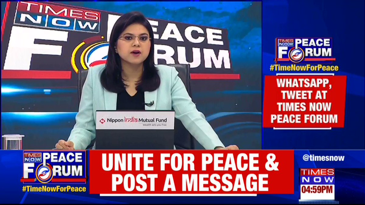 #TimeNowForPeace | TIMES NOW Peace Forum.Delhi is coming out & saying out loud that it is time people stand united & fight against hate. All victims speak in one voice & say that they 'need harmony & not hate'.Ground details by TIMES NOW's Priyank & Siddhant.