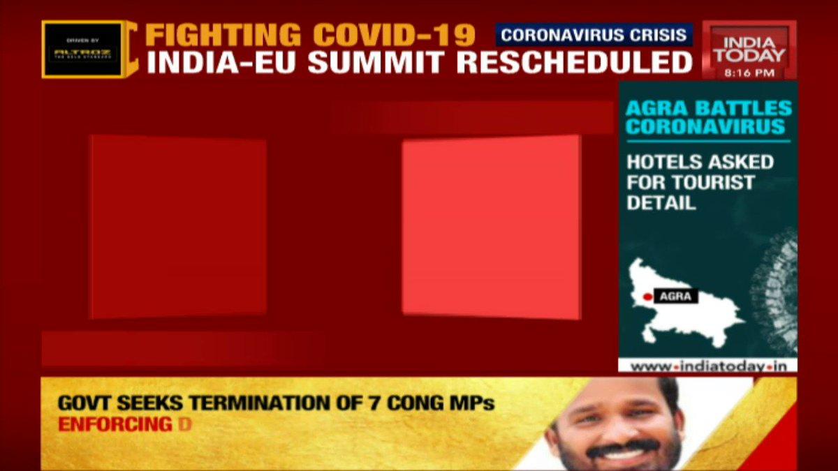 #CoronavirusInIndia   Is shutting down of all primary schools in Delhi overreaction or precaution? Heres what health minister @SatyendarJain said. #TTP LIVE at bit.ly/IT_LiveTV
