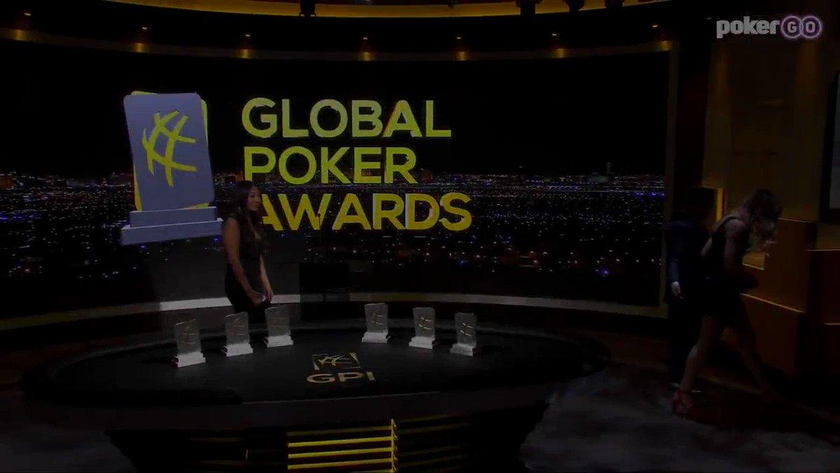 🌐♣️🏆 The 2019 Poker Personality of the Year: Jonathan Little! @JonathanLittle #GlobalPokerAwards