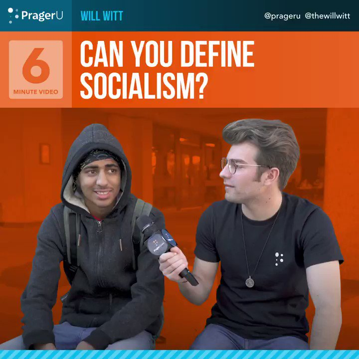Image for the Tweet beginning: How many socialism supporters would