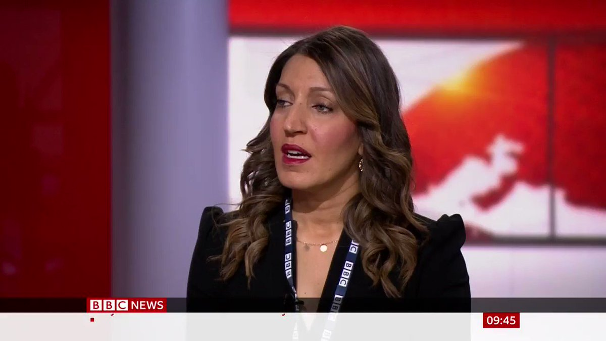 """""""I'm deeply worried. I'm hearing from so many colleagues they're not being tested for symptoms"""" Labour MP and A&E doctor @DrRosena says many medical professionals fear they could be spreading coronavirus to patients bbc.in/3d8PCRu"""