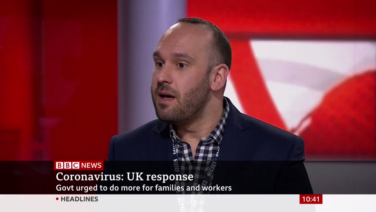 """""""[Universal Credit] advances should be grants, not loans"""" People eligible for Universal Credit benefits can be given a cash advance, as a loan, within a day of applying. Richard Lane of debt advice charity @StepChange says the government must go further bbc.in/3d8PCRu"""