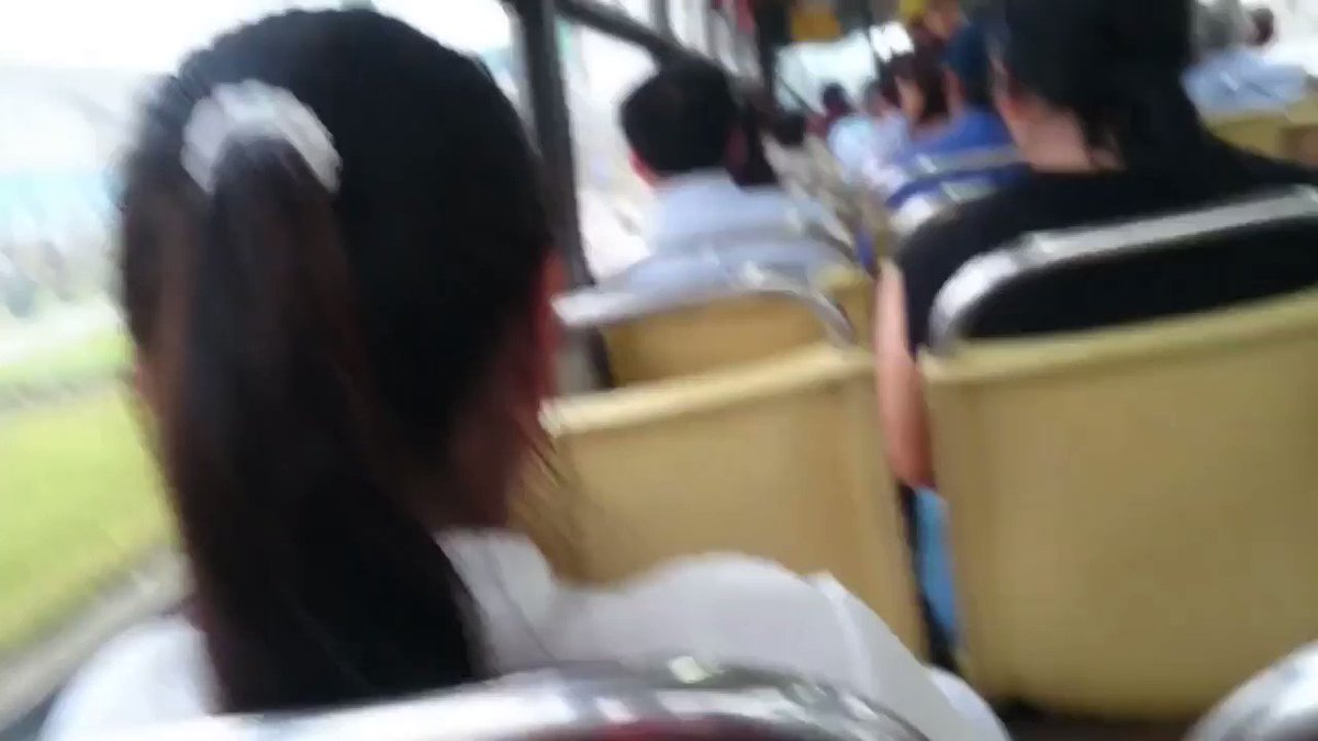Encoxada Hot 😈🔥 - Cumming on Covid19 Nurse in Bus 🔥🔥