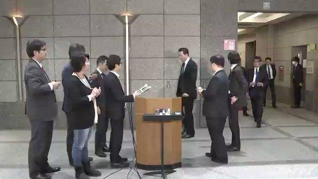 👁Re:PLAY 河野太郎候補では日本は護れません🤚🏻 ※ 映像当時は防衛大臣。