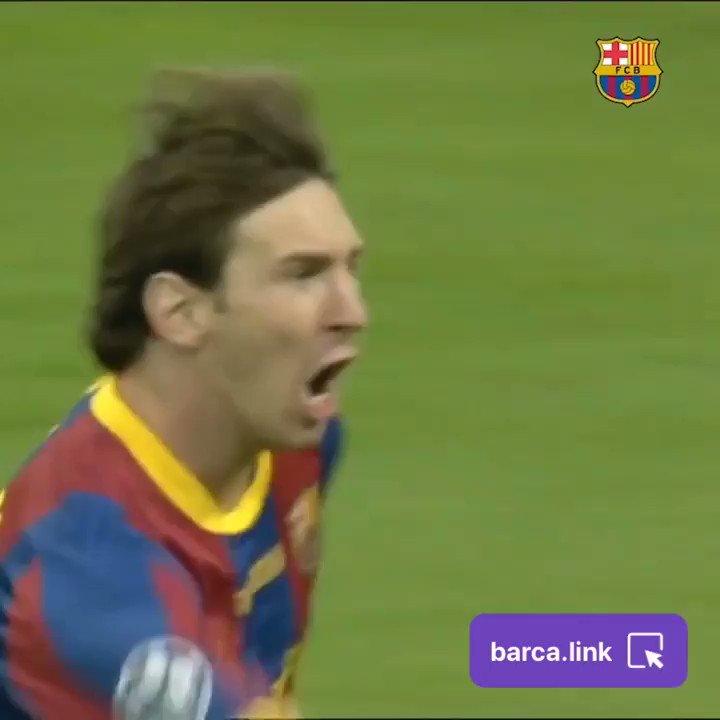 TODAY'S FIX |   Wembley  @ChampionsLeague  Do you remember this celebration from Leo #Messi?