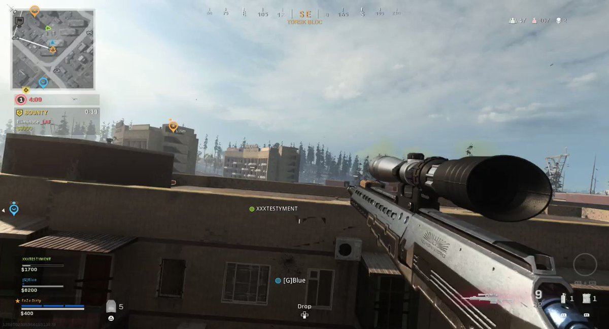 I cant stop watching this snipe #Warzone