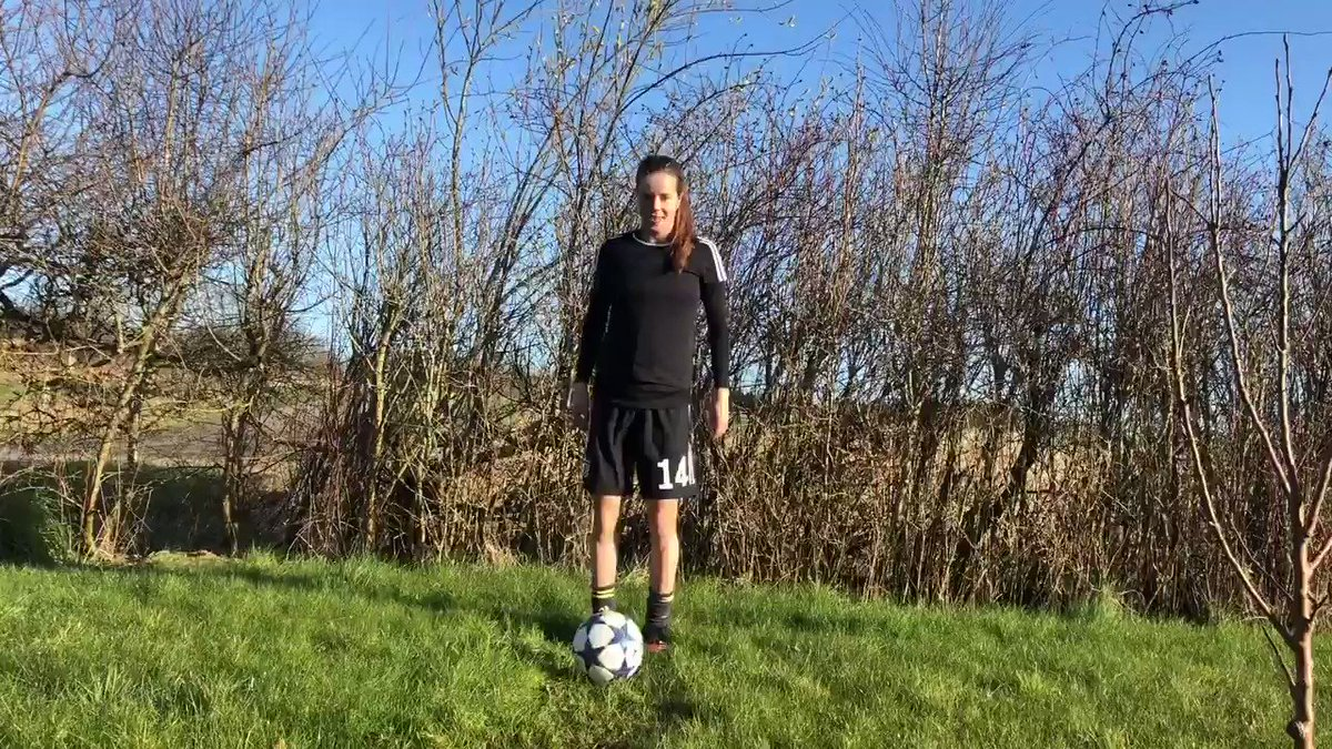 """RT shaker_soccer """"RT JuventusFCWomen: Can you beat Sofie #Pedersen at juggling the ball? 🧐 Let's just say she set the bar high! 😱 👟⚽️  She has been inspiring kids in Denmark to keep active whilst at home. https://www.youtube.com/watch?v=6i8_8drB270&feature=youtu.be… """""""