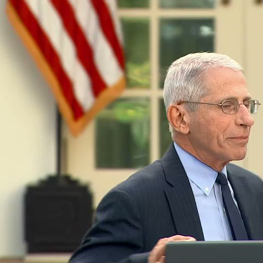Dr. Anthony Fauci: The decision to…extend this mitigation process until the end of April I think was a wise and prudent decision. abcn.ws/2UKdSRn