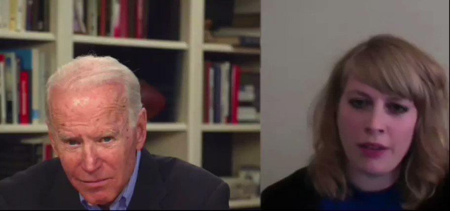 Joe Biden: 'I propose a minimum of $10,000 forgiveness per person for student loan debt.'