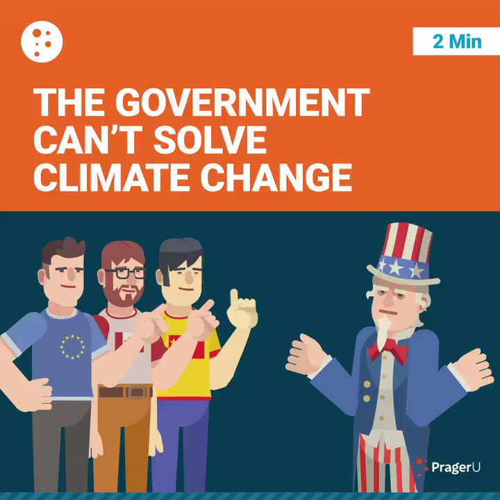 Image for the Tweet beginning: Can Big Government solve the