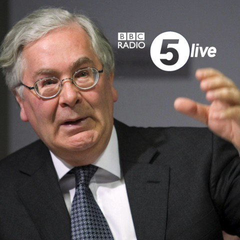 """The cash has to go to self-employed businesses now."" The former Governor of the Bank of England Lord Mervyn King, tells @Emmabarnett people can't wait till June to get government help. #coronavirus."