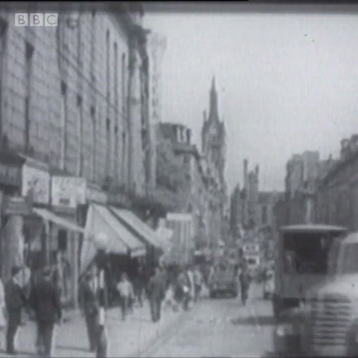 Video from the archive: Washing your hands, social isolation, and lost business - the 1964 typhoid outbreak in Aberdeen had many similarities to the current #coronavirus crisis.