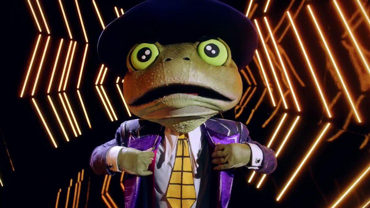 @MaskedSingerFOX's photo on #frogmask