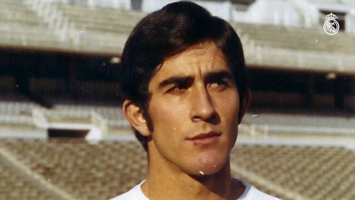 Hasta siempre, Goyo Benito. #RealMadrid