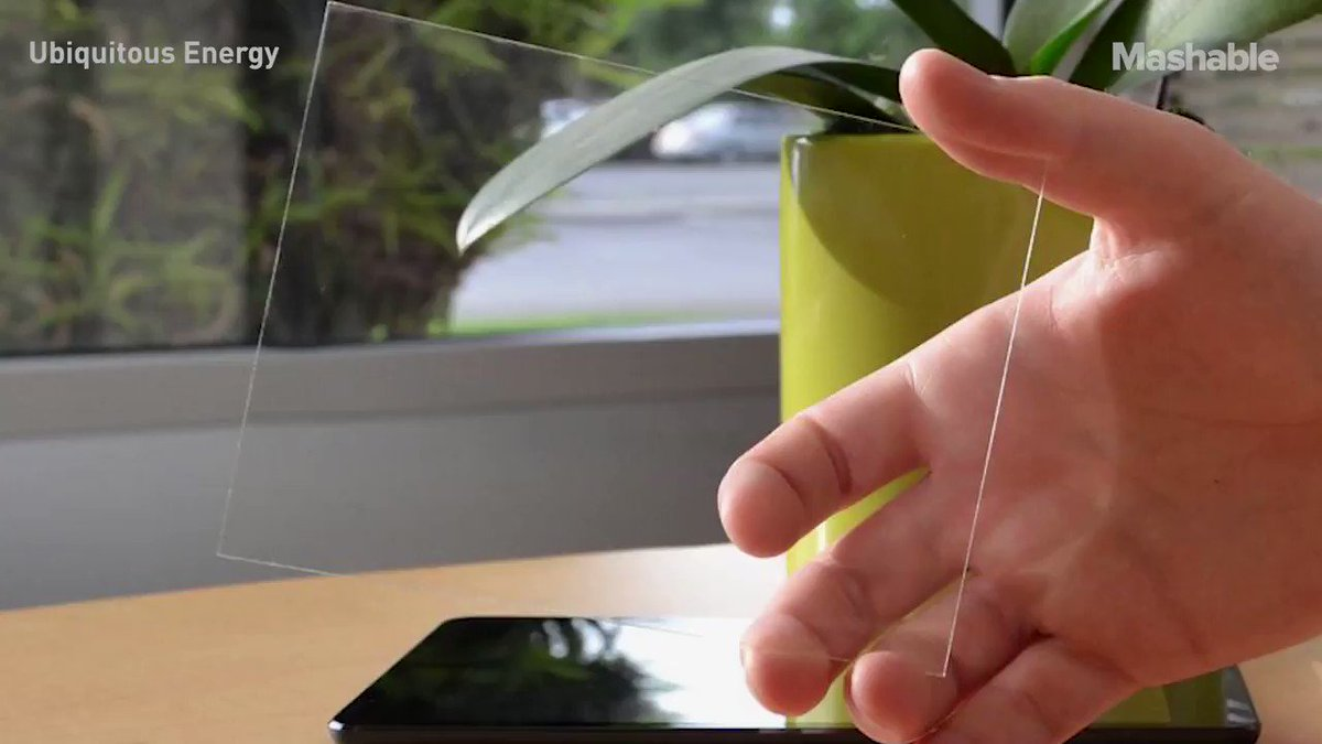 These solar panel windows could be a game-changer for sustainability