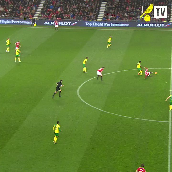 The goal that gave us our first-ever Premier League victory at Man Utd #NCFC
