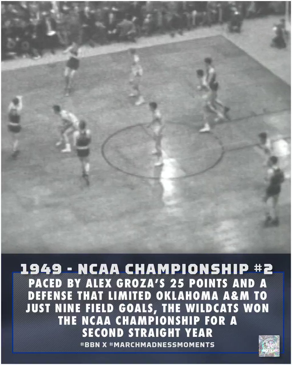 1949 🏆#2 #BBN x #marchmadnessmoments | #TGT: 𝗧he 𝗚reatest 𝗧radition.