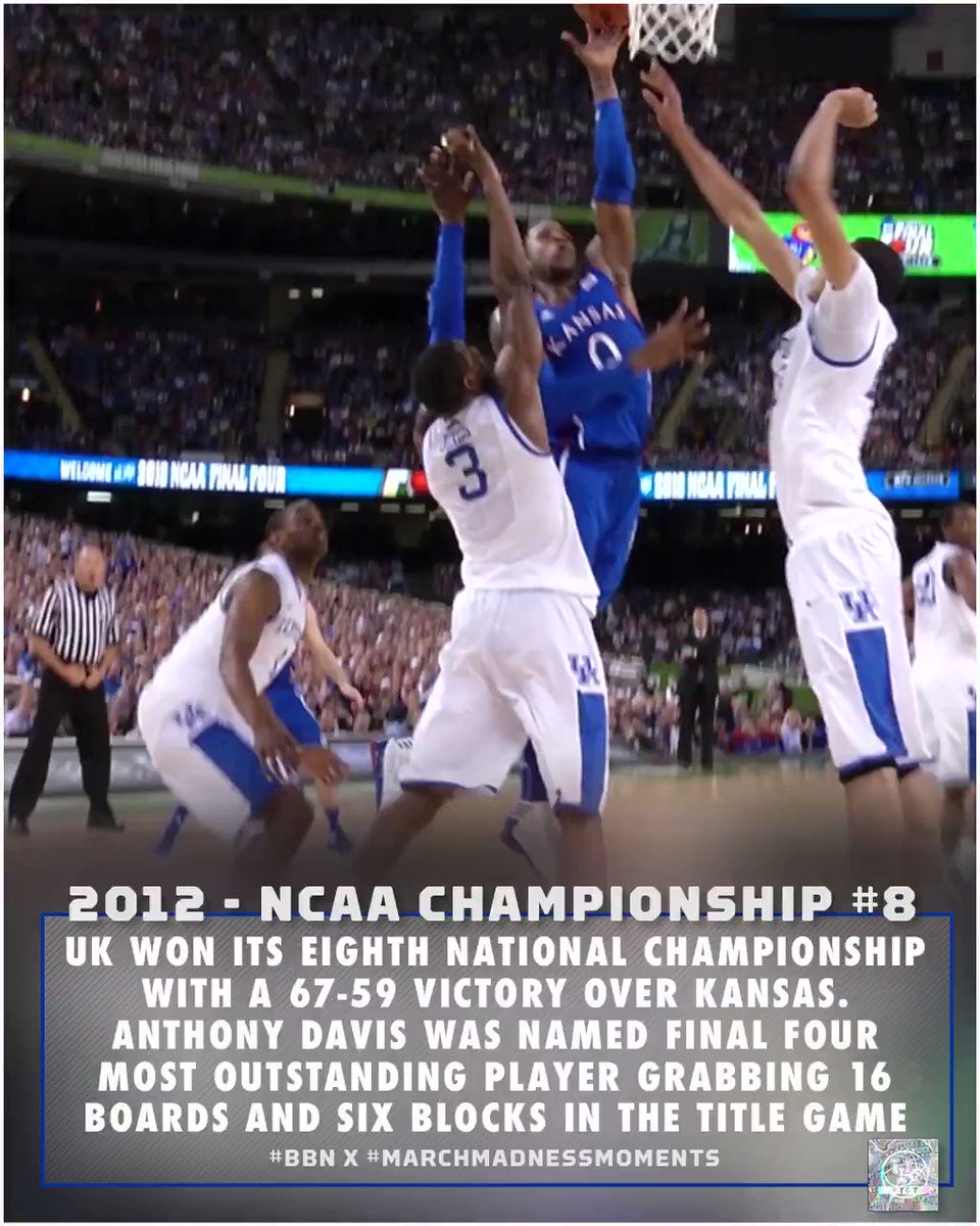 2012 🏆#8 #BBN x #marchmadnessmoments | #TGT: 𝗧he 𝗚reatest 𝗧radition
