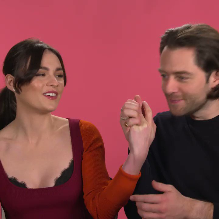 Some cuteness for your feed, courtesy of @SkeltonSophie & @RikRankin. You're welcome 👶 #Outlander