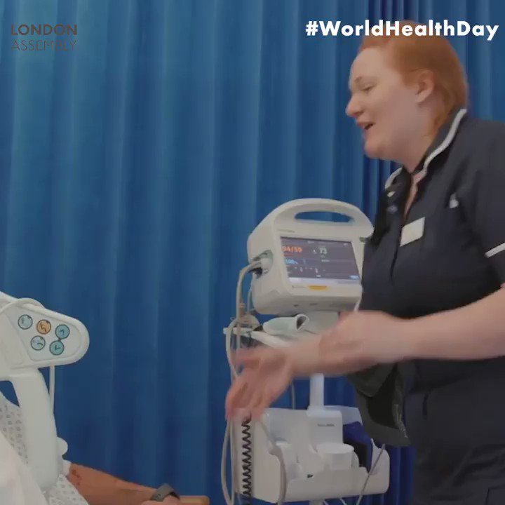 This years #WorldHealthDay celebrates the incredible work of nurses & midwives. So today, we say a huge THANK YOU to our nurses & other healthcare workers who continue to provide outstanding care whilst putting their own health at risk to help us fight #COVID19. #ThankyouNHS