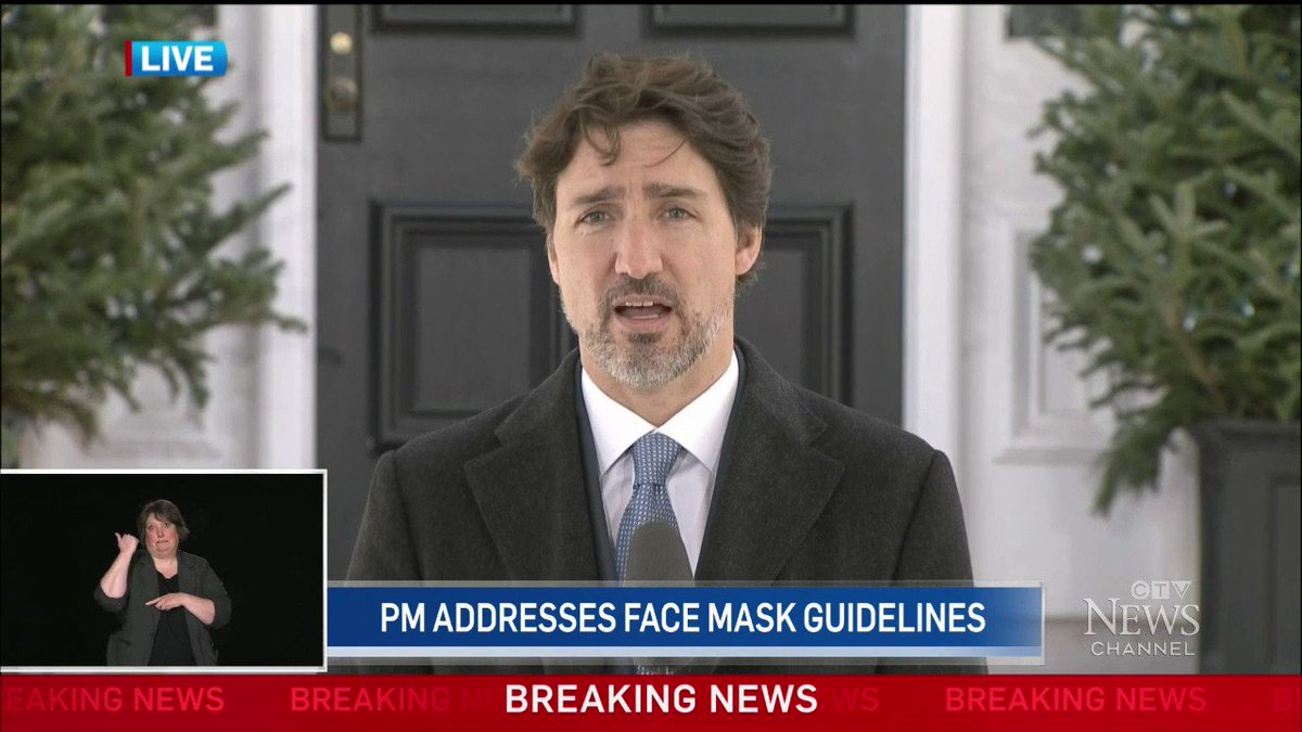 Image for the Tweet beginning: Oh man. Trudeau says, on