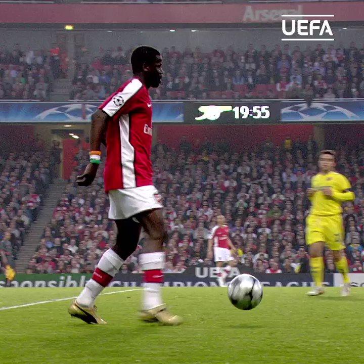 🔴 A sublime Fàbregas assist 12 years ago today! 😎  @cesc4official | #UCL https://t.co/UFT3dZfncn