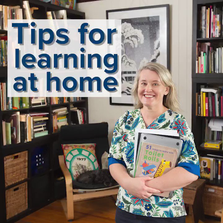 #QUTs Dr Rebecca English says some parents have decided to continue home #education as their children have benefited from the home learning environment and improved academically: bit.ly/3g7rK27 #Parenting #HomeSchool #HomeSchooling #ParentingInAPandemic @QUTEducation