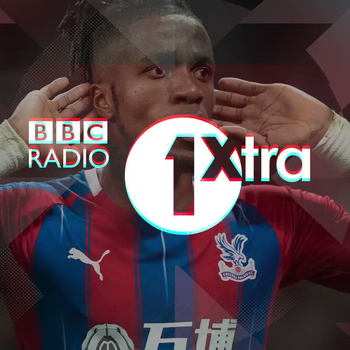 🙏@nickbrightDJ caught up with @wilfriedzaha about giving back in these times 🙏 Catch the full interview today with Nick 2:30pm on @BBCSounds