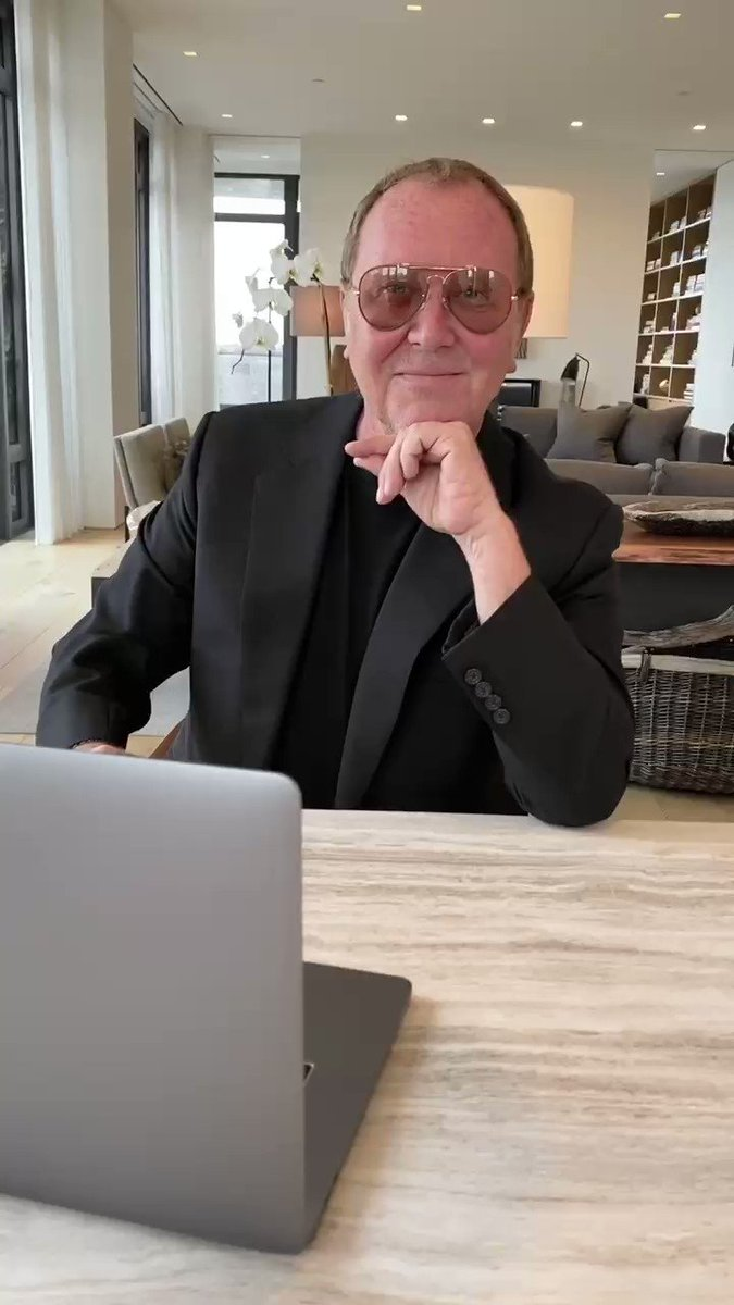 At Home with Michael: the inside scoop on how to feel like your best self on video calls. Michael touched on this and more in today's @CBSSunday Morning segment. Missed it? Catch up on their website. https://t.co/LExhlaSSb2 https://t.co/J70nRgz0dc
