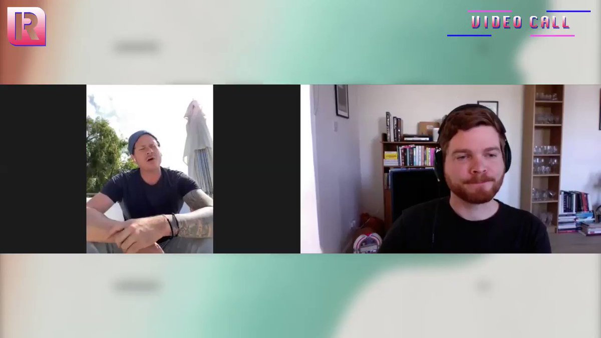 Tom DeLonge talks revisiting Angels & Airwaves in this clip from our Video Call interview last year