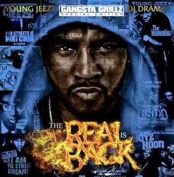 "9 Years Ago Today, @Jeezy Dropped His Eleventh Mixtape ""The Real Is Back"" Hosted By @DJDRAMA 🔥🔥🔥  Where Does This Rank In His Mixtape Catalog? https://t.co/2o2iJOw4oI"