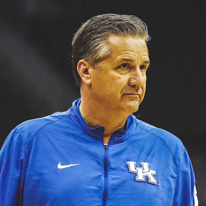 The No. 1 team in the 2020 basketball class rankings: @KentuckyMBB 😎