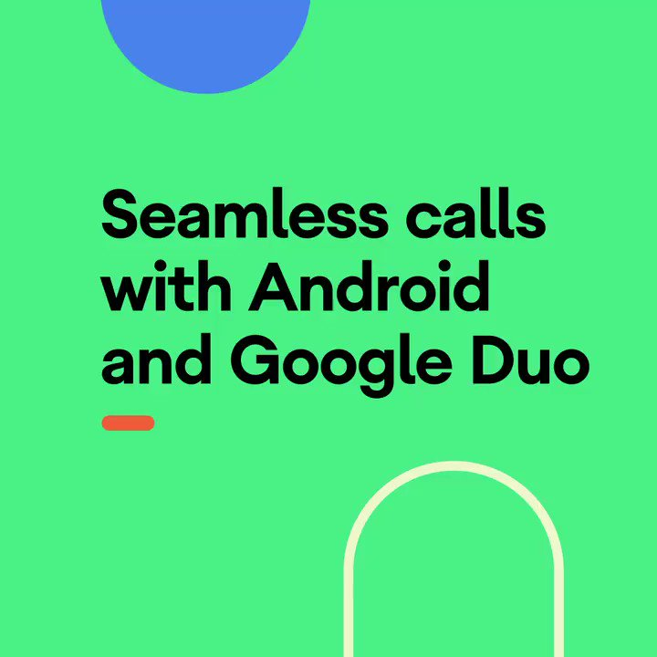 Make clear video calls no matter your connection quality. Google's David Citron explains how DeepMind machine learning on Google Duo helps keep the video and audio on calls uninterrupted with #Android. https://t.co/zNrIGsEkTh