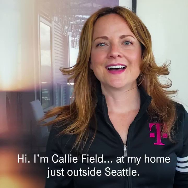 Today, all 17 of our internal call centers are working from home, along with 92% of our @Sprint care teams. @CallieField, our EVP of Customer Care, gives us an update on how we're continuing to help customers stay connected every day.