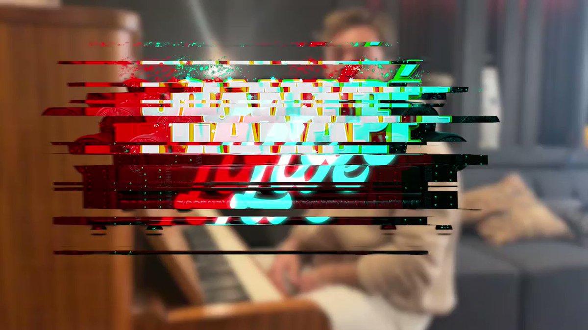 Bien INSTALLÉS chez vous ? 🏠 Cest lheure du #CanapéLive du TALENTUEUX @BenjyIngrosso qui cartonne en ce moment avec son titre THE DIRT 🌈 Son live intégral ICI 👉 bit.ly/2Yw2X1a