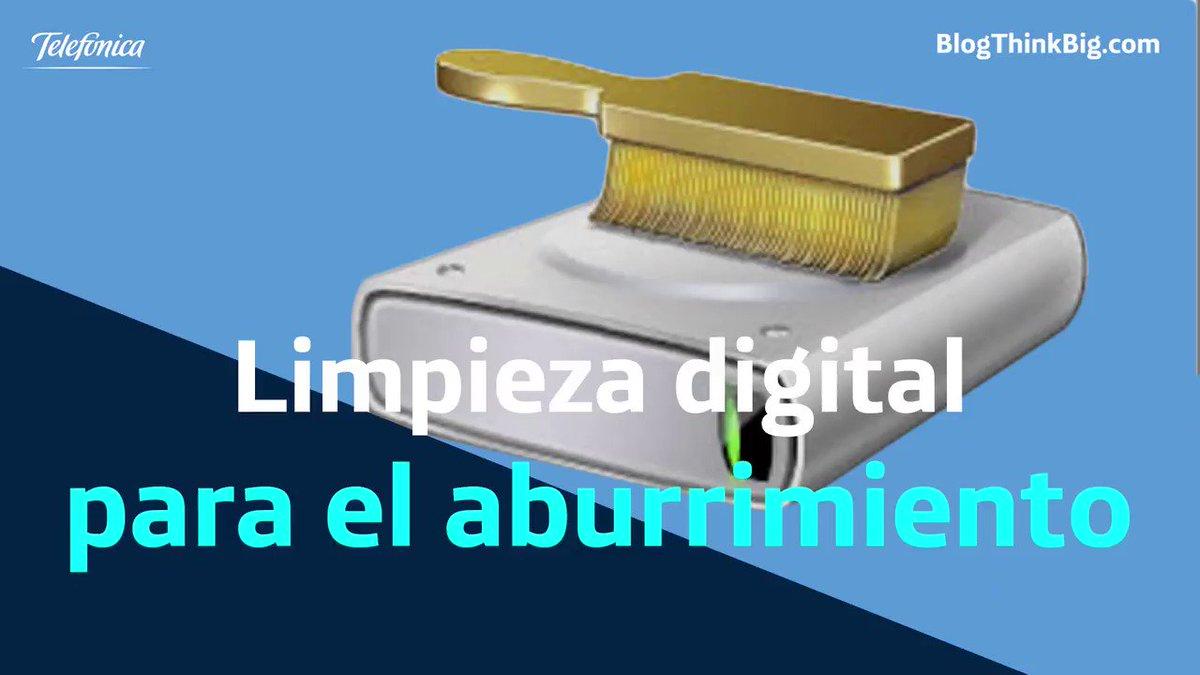 🧼 Nuestros dispositivos y cuentas sociales también acumulan 'basura digital'   4 sencillos pasos para higienizar tu huella virtual👇🏼 https://t.co/BtMGo4o2lv https://t.co/HYHQPrpgjD