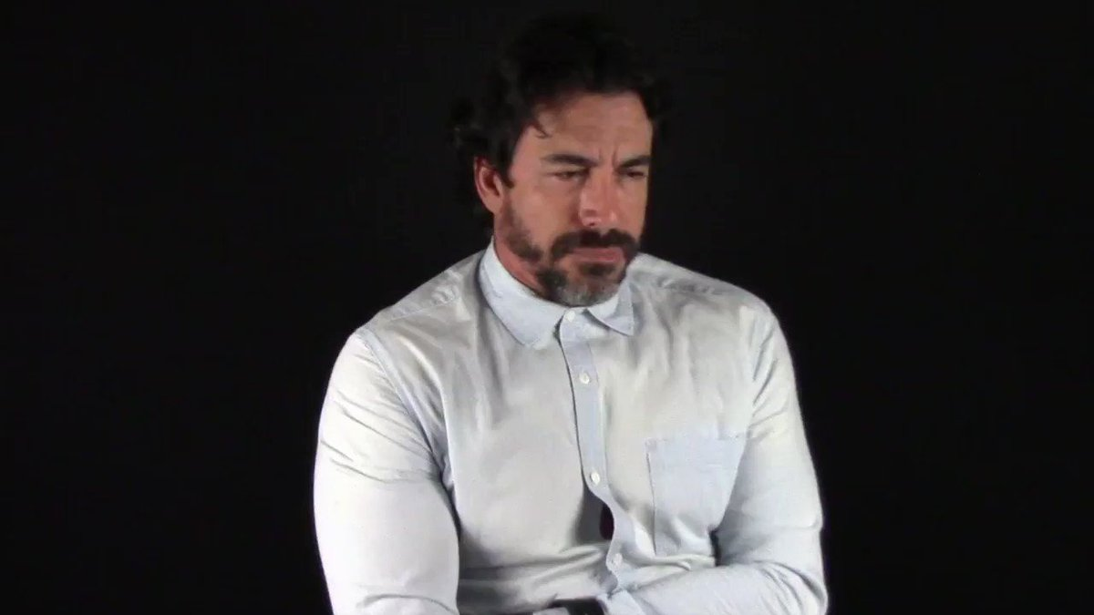 """In this monologue, Ricardo Chávez plays """"Jeffrey"""", who was an actor before he became institutionalized for stabbing his director in the neck with a pair of scissors during rehearsing a new stage play. Jeffrey does his best to talk to his friend while in a straight jacket. #actor https://t.co/LkoJ614Q3I"""