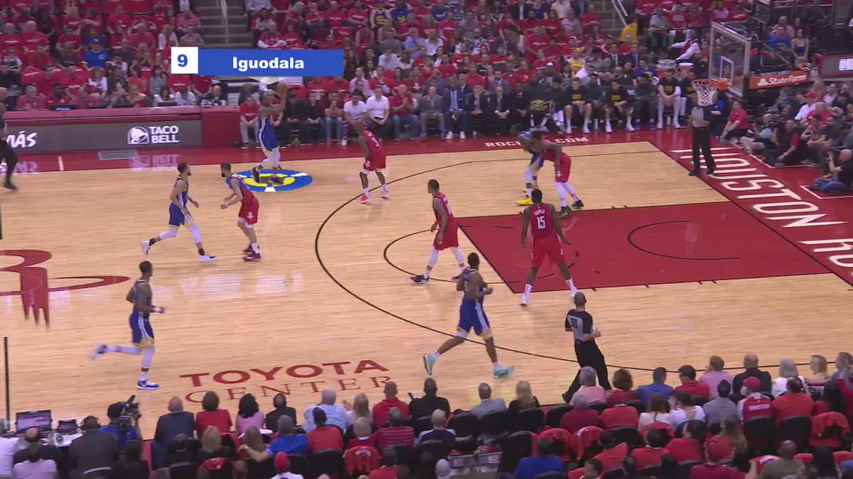 Watch this #NBABreakdown of Clint Capela's defence 🔐 #BestOfNBA https://t.co/HPDx9510Wx