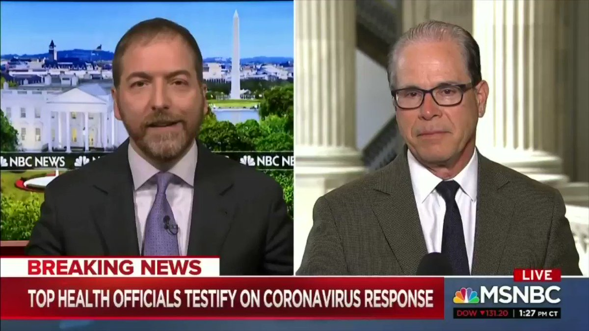 We need to take a more agile approach to approving vaccines, tests, and therapies to defeat the virus. @meetthepress
