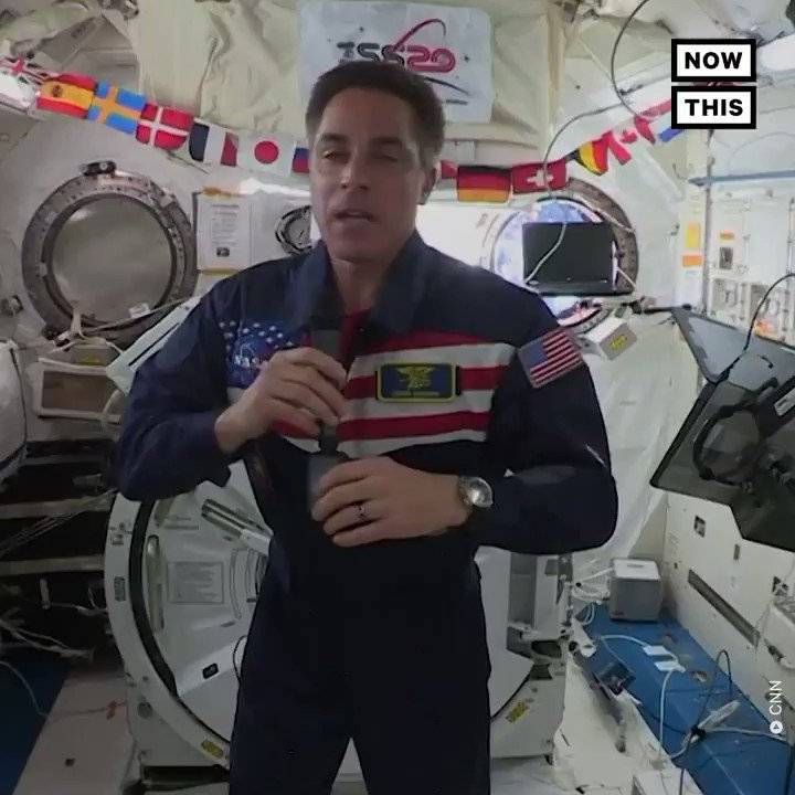 'It requires everybody to pitch in and do their part' — NASA astronaut Chris Cassidy revealed the important lesson everyone on Earth can learn from the ISS crew right now 🛰 #FBR