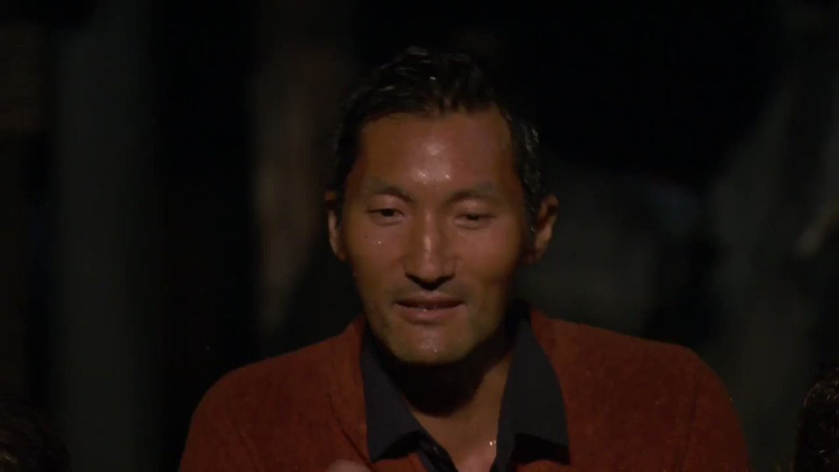 Let the questions begin… #SurvivorFinale