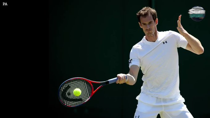 Three-time Grand Slam winner British number one at 18   Happy birthday Andy Murray