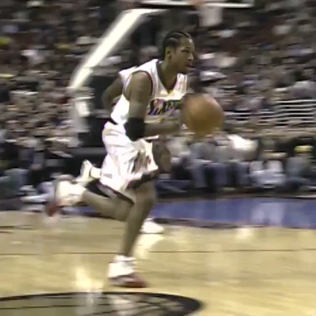 Allen Iverson 2001 NBA MVP Season highlights 🔥  (🎥: @NBA) https://t.co/G2VCuu3O5m