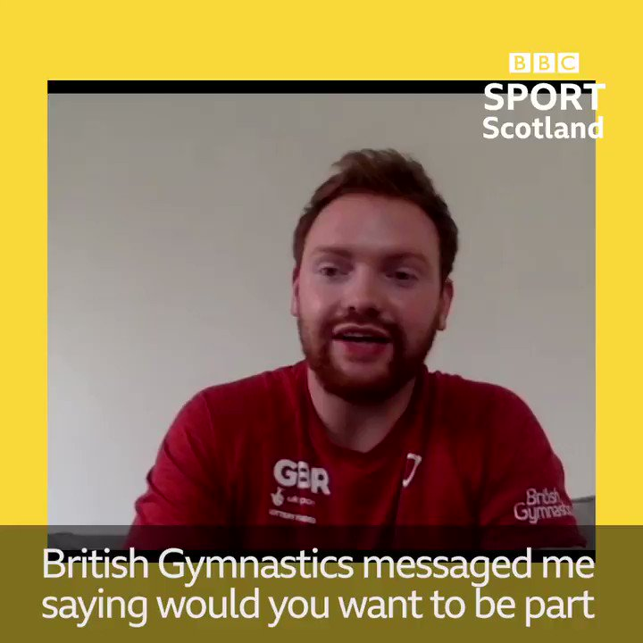 Former Olympic and Commonwealth gymnast @PurvisDanny tells us about @BritGymnastics' social media campaign to raise funds for @NHSCharities 👏  #PresentForPounds   👇 https://t.co/uZuLZUlHgm