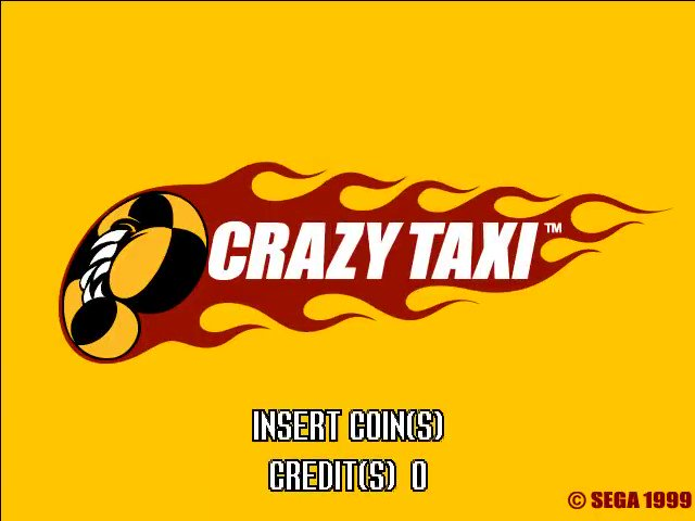 Image for the Tweet beginning: S/O toCrazy Taxi on #NationalVideoGameDay!