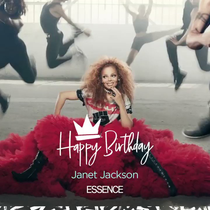 Happy 54th Birthday to the Empress of Pop - Miss @JanetJackson! Whats your favorite Janet song?
