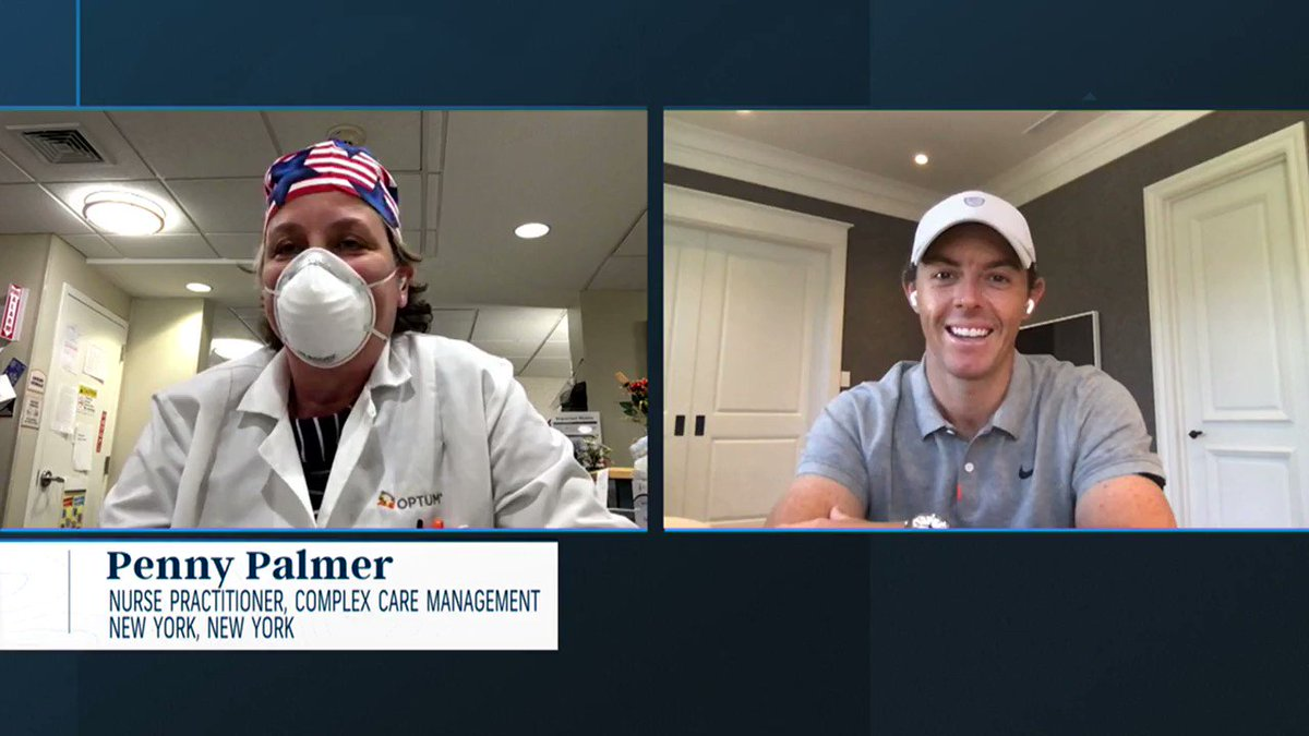 Great day with @DJohnsonPGA, @RickieFowler and @matthew_wolff5. Thank you to everyone who tuned in and donated. Over $5.5 million in donations for COVID-19 relief so far👏👏👏 pgatour.com/drivingrelief #DrivingRelief