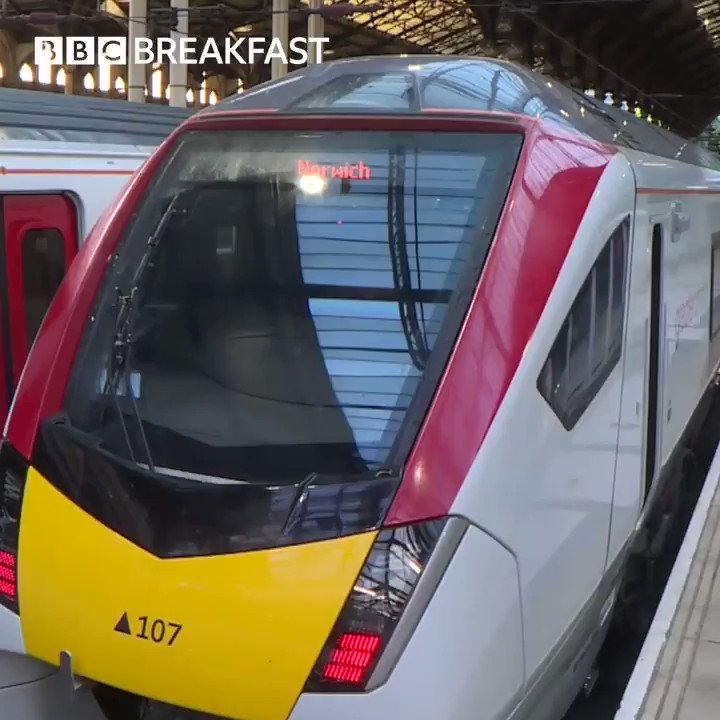 Some railway stations are bringing in new measures to help commuters adhere to #socialdistancing. @TomBurridgebbc talks us through them for #BBCBreakfast ⤵️ More here: bbc.in/2Tepn3J