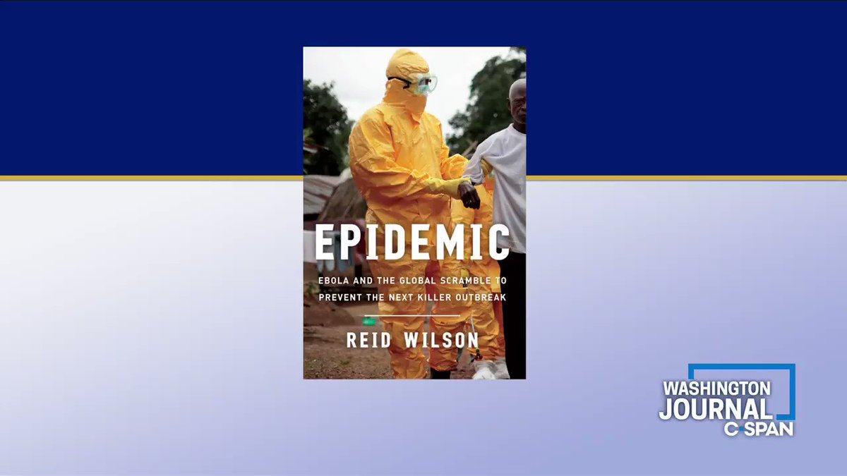 .@TheHill's @PoliticsReid on how the Ebola outbreak years ago affected the response to COVID-19