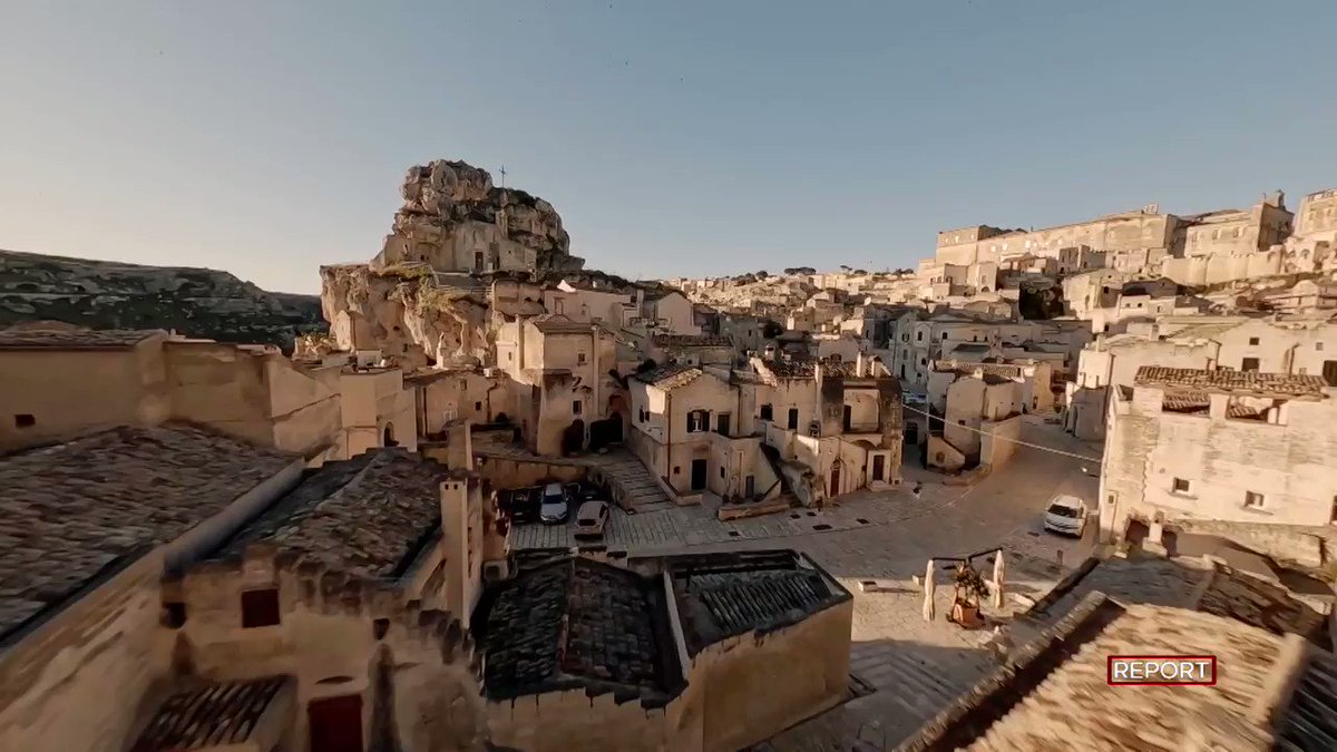 RT @reportrai3: La #grandebellezza: #Matera  #Repo...